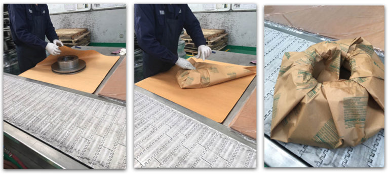 VW35D 3 steps to wrapping part